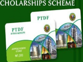 PTDF Overseas and Local Scholarship Scheme
