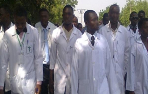 Resident doctors reject FG's offer, declares nationwide indefinite strike