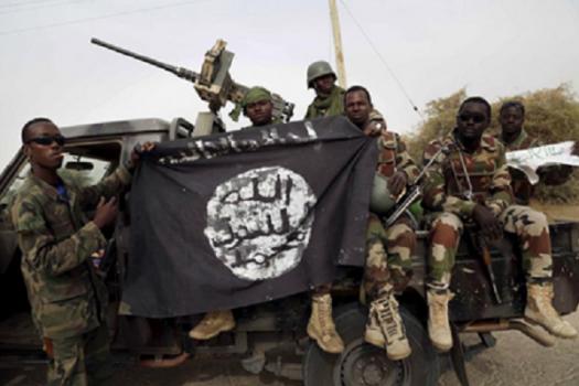 Aerial Bombardment Injured Factional Leader of Boko Haram
