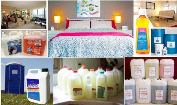 Laundry Detergent Production Business