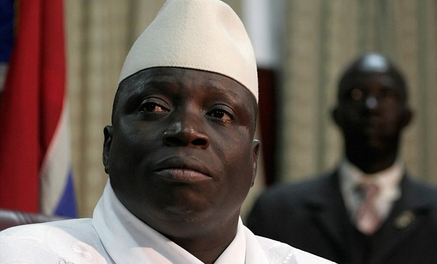 No Calls internet on election day in Gambia