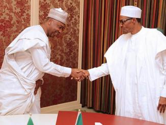 Breaking: Saraki, Dogara meet Buhari over Plateau killings