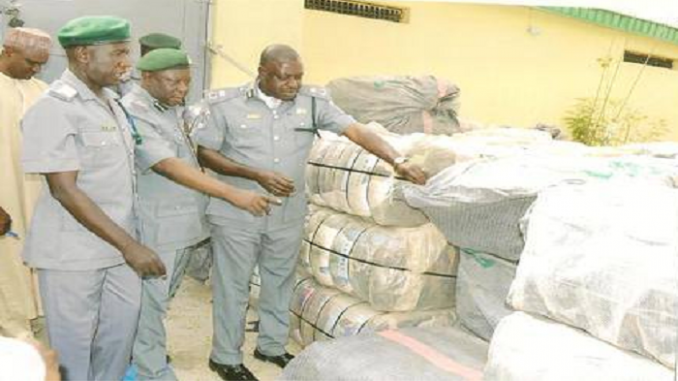 Nigeria Customs begins online auction of seized vehicles, goods