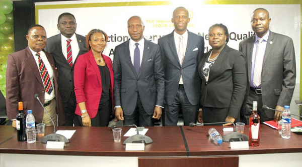 Unity Bank leads gainers as NSE records N18.8 billion turnover