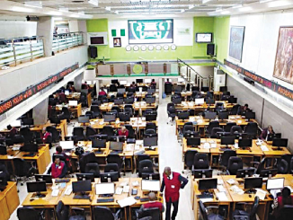 Oil & gas, banking stocks dominate top gainers in Nigerian Stock Exchange