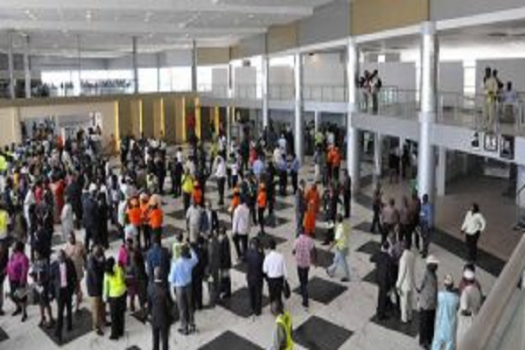 Lagos Airport grounded over Nigeria Customs new policy