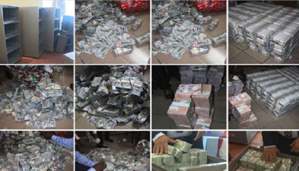 recovered money by efcc