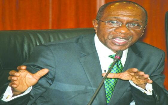 CBN vows to monitor, control 2019 election spending