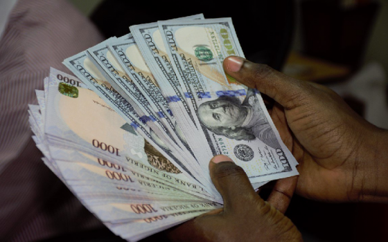 Naira sustains N360/dollar at black market