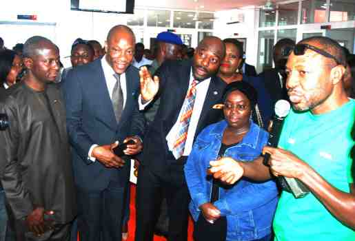 GTBank Commissions newly refurbished library 1