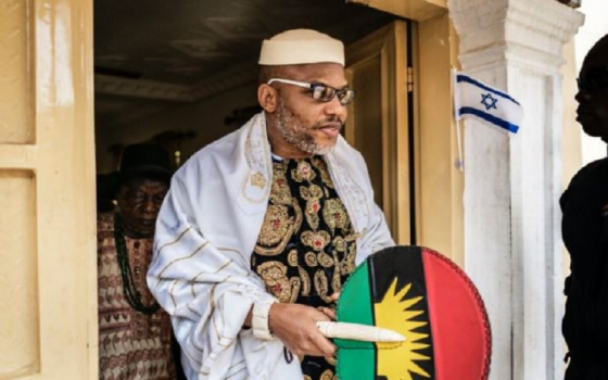 Police says Nnamdi Kanu Will Be Arrested If He Steps Into Abia