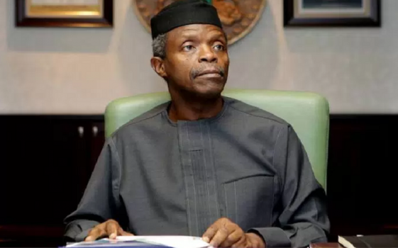 2019: Women lawmakers eyes Osinbajo's VP seat come
