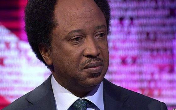 Senator Shehu Sani shares throwback photos of himself in Kirikiri prison
