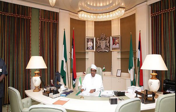 buhari office