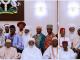 Buhari meets traditional rulers