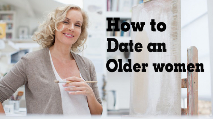 The Unique Perks Of Dating an Older Woman