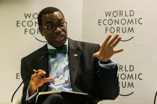 afdb's $400m budget support