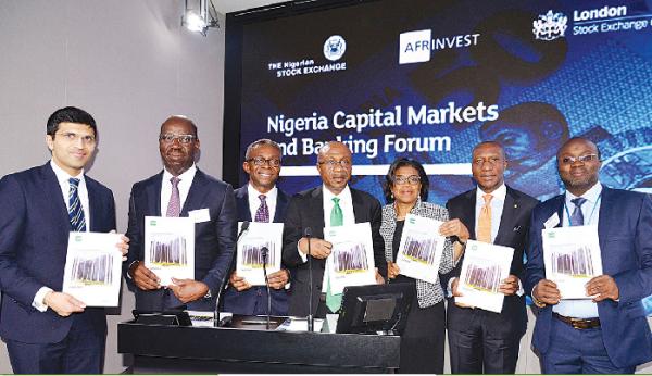 Emefiele woos global investor-community in London