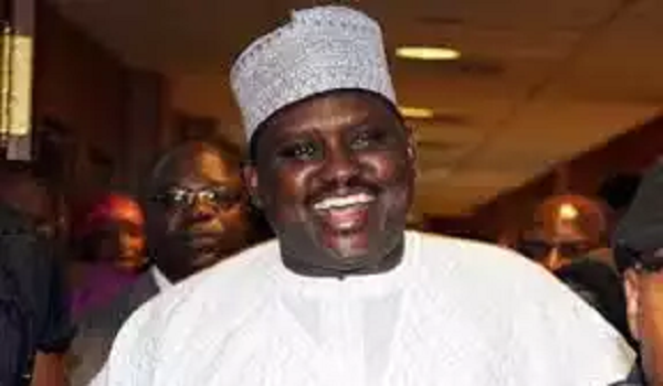 Mr Abdulrasheed Maina former chairman of the Presidential Task Force on Pension Reforms