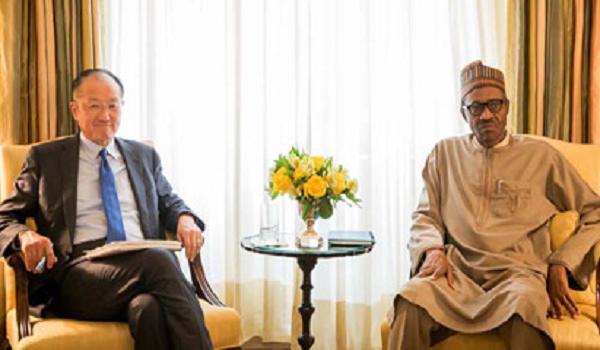 What Buhari told World Bank