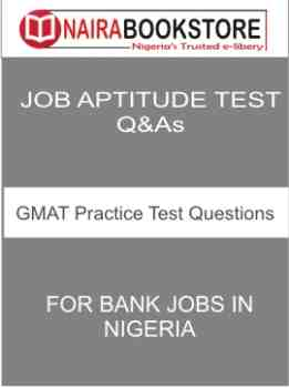 Bank Job Gmat Practice Test Questions And Answers