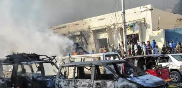 BREAKING Teenage suicide bomber kills 30 in Mubi Adamawa State