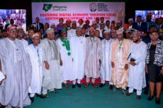 Buhari opens e Nigeria confab News Agency of Nigeria NAN 11 7 2017 1 19 45 PM