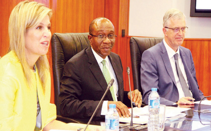 Queen Maxima, UN financial inclusion advocate assures CBN of support