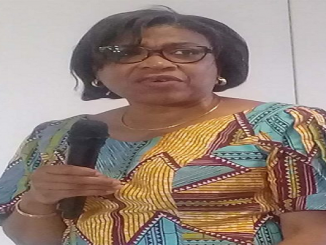 Ms Patience Oniha, the Director-General, Debt Management Office (DMO).