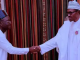 Ortom of Benue State meets Buhari supports military option on herdsmen