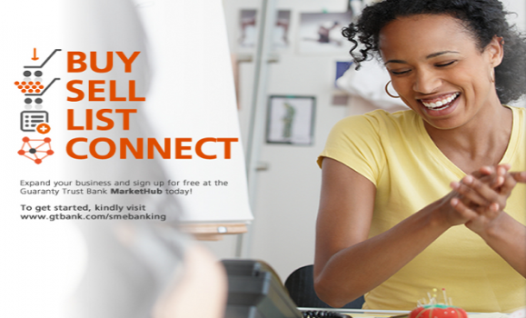 How small businesses can benefit from GTBank's market hub