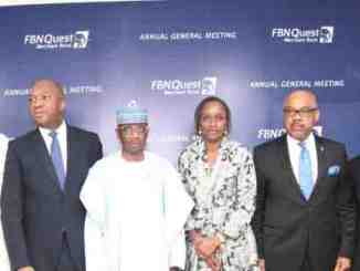 Fbnquest Merchant Bank Records ₦6.167bln Pbt in 2017