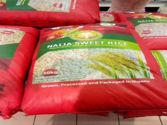Nigeria's locally produced rice flood retail shops, malls - The federal government drive to achieve self-sufficiency in rice production in Nigeria by 2020 is already paying off as local rice has begun to take-over retail shops and malls in the country.