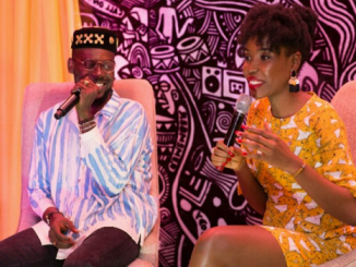 Adekunle Gold's album listening party