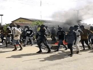 Tension in Niger Delta University host community dead many injured