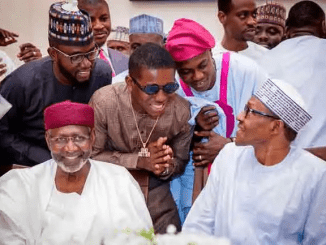 Meeting Buhari excites Reggae star Small Doctor