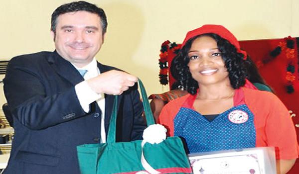 women graduate from INTELS Empowerment Scheme