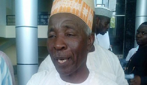 Buba Galadima chairman of the R APC