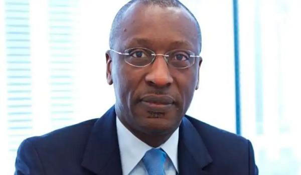 Ecobank CEO Charles Kie