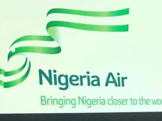 Nigeria unveils name of national carrier logo