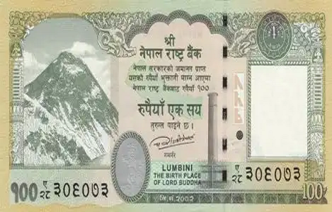 Writing on currency notes now a crime in Nepal