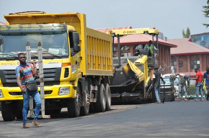 Enugu begins roads rehabilitation as part of infrastructure development