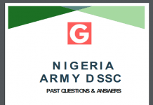 army dssc