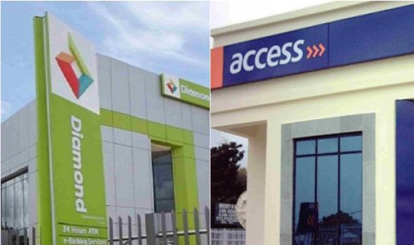 Image result for Access Bank combined image Diamond Bank