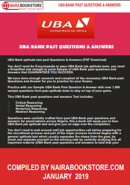 UBA bank past questions