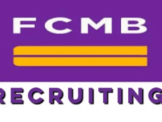fcmb bank abuja recruitment vacancies today