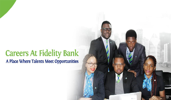 fidelity bank it student recruitment see industrial training jobs today
