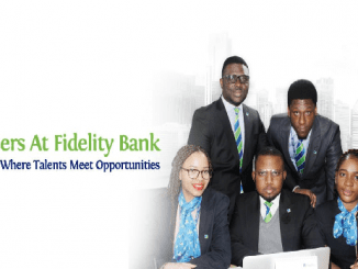 fidelity bank lagos state recruitment see vacancies today