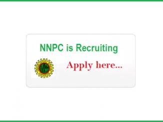nnpc graduate trainee program recruitment form apply here