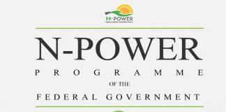 npower teach recruitment form apply for n teach npower gov ng